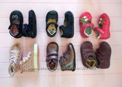 Обувь 20-21 размеры Chicco, Pablosky, next