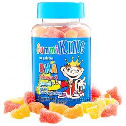 Омега-3 для детей Omega-3, Gummi King