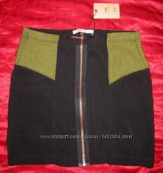 Новая мини-юбочка Bershka М-28 р. подарок