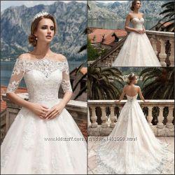 Роскошное свадебное платье брэнда Lussano