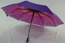 Качественный зонтик на 9 спиц системы анти-ветер от фирмы Mario