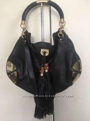 Gucci Indy сумка кожаная