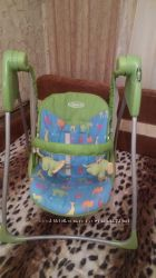Кресло-качелька GRACO. Цена снижена