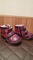 Обувь демисезонная 21р.