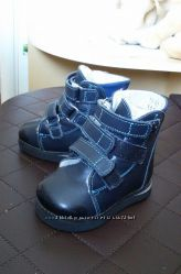 Ортопедические зимние ботинки Ortofut 13, 5см