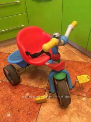 Продаю трехколесный велосипед Smoby