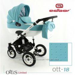 Универсальная коляска Adbor Ottis 2 в 1, цвет 16, 08, 09.