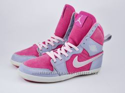 Хайтопы Nike Air Jordan skinny hight. Стелька 21 см