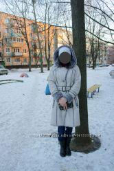 Дубленка искусственная пальто