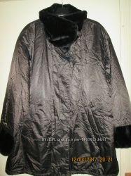 Куртка свободного кроя известного европейского бренда C&A