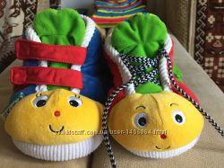 Развивающие ботиночки К&acuteS KIDS