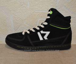 р41 Испания, Creeks, натуральная кожа Комфортнейшие кроссовки кеды ботинки