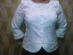 Пиджак, жакет, блуза