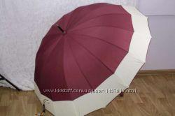 Зонт трость Ziller. Немецкое качество. Недорого.