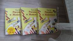 Подшивка Рисунки и Живопись 80 номеров