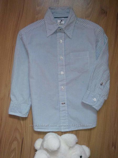 Рубашка  в клеточку от Palomino