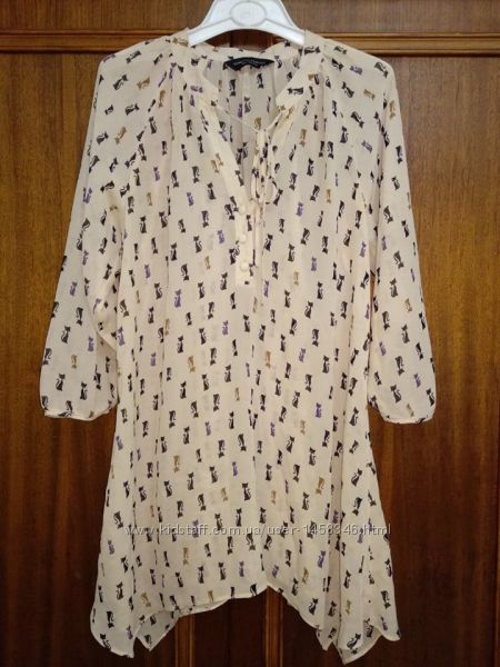 Туника  платье dorothy perkins