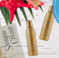 Мини набор для восстановления волос Semi Di Lino от Kleral Шампунь и Маска