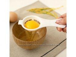 Сепаратор для яиц отделитель желтка от белка