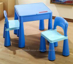 Столик і 2 стільця Mamut Tega BabyIkea