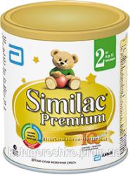Сухая молочная смесь Similac Premium 2, 900 г