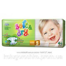 Подгузники Helen Harper Soft&Dry 5 Junior 11-25 кг 44 шт.