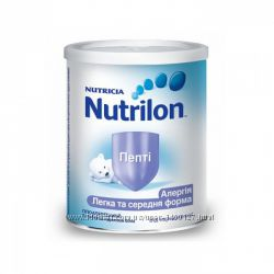 Сухая детская молочная смесь Nutrilon Пепти, 400 г