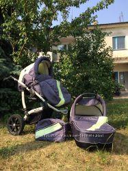 Детская коляска Bebetto Holland 2 в 1
