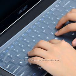 Защитная пленка на клавиатуру для ноутбука.