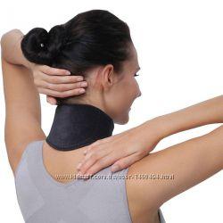 Турмалиновая накладка на шею. Магнитная терапия.