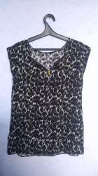 Оригинальная и стильная маечка-блузочка F&F