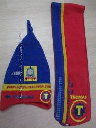 Комплект шапка, шарф Томас на 2 - 3 года