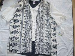 Новая красивая  блуза р-р 54, европ. 48, от C&A