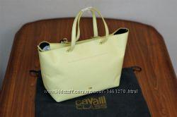 Продам женскую кожаную сумку Cavalli Class, оригинал, made in Italy