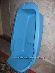 Ванна СовпластИтал Узбекистан очень прочная 60-30-17 см состояние отличное