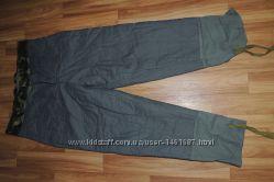Ватники рыбалка охота зимняя подстежка от камуфляжных штанов подтяжки