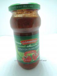 Томатный соус COMBINO под мясо баночка 400 грамм