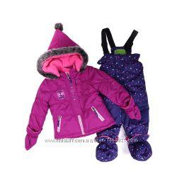 зимняя термокуртка Peluche&tartine. nano, reima на 2-3 года