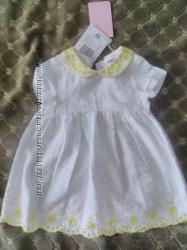 Скидки Красивое платье chicco на рост 74-80 см большемерит