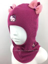 Шапка шлем для девочки beezy