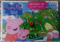 Свинка Пеппа настольная игра