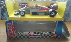Модели Формула 1 масштаб 124