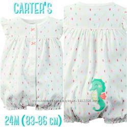 Ромпер Carter&acutes  24М 83-86 см