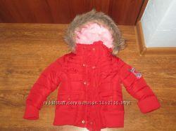 Tik Tak куртка зимняя на синтапоне