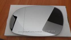 Зеркало новое асферическое Ланос Lanos без подогрева и поворотника