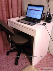 белый письменный стол икеа микке новый 1580 грн офисная мебель