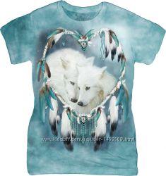Женские 3D-футболки the Mountain USA