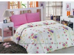Красивое односпальное постельное белье