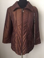 Классная демисезонная куртка большого размера нем 44 от Gerry Weber