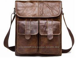 e31be738a3d2 Сумка мужская через плечо мужская сумка из натуральной кожи MARRANT ...